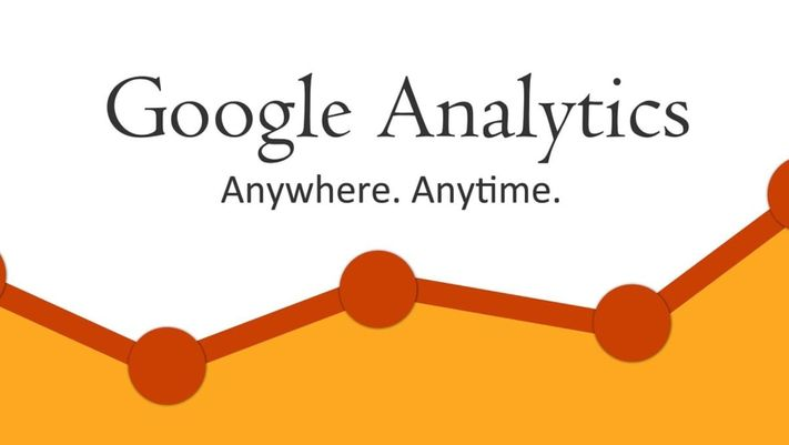 Illustrasjon av google analytics